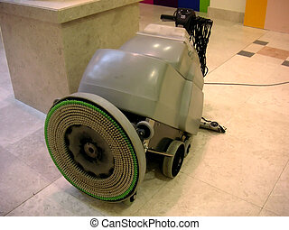 floor waxer - Industrial floor waxer, for offices and...
