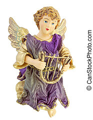 Christmas Angel 2 - This is a Christmas ornament of an angel...