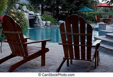 Adirondack - Poolside