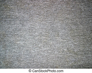 Grey fabric - Pre-shrunk car ceiling carpet texture.