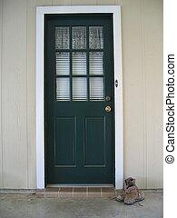 Door - Back door