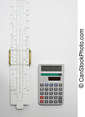 Generation Gap - Slide-rule and Calculator, a 50-year...