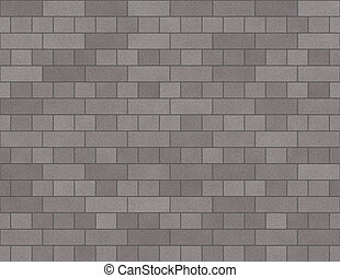 Seamless Background - Brick wall created in photoshop.