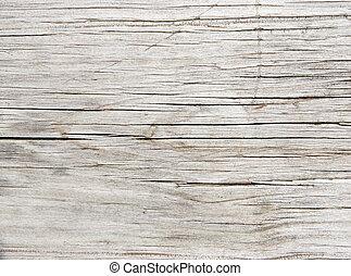 descolorido, secoya, tablón