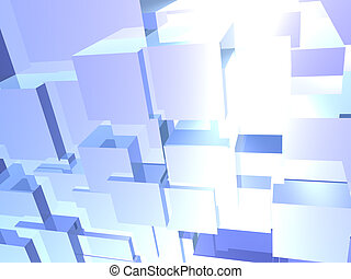 Cobero - Abstract Background.