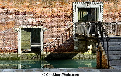 Around San Marco, Venice Series