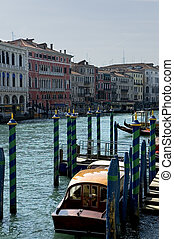 Grand Canal, Venice - Around the Grand Canal, Venice