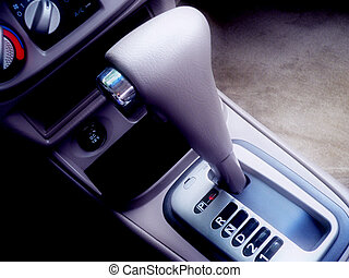 Gear Shifter - Car interior