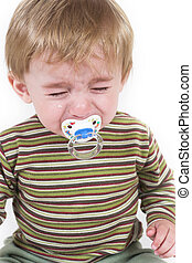 upset baby #1 - Crying baby