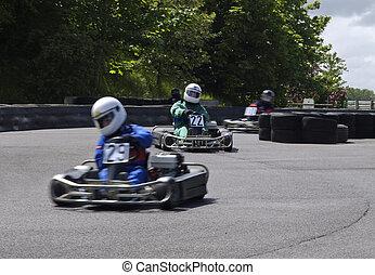 Karting - Go Kart Racing