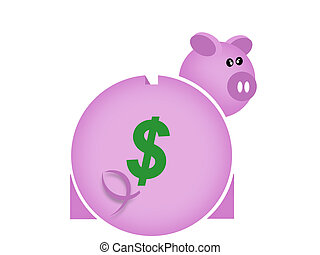 Piggy Bank - piggy bank clipart