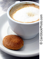 Coffe and Biscuit - Coffee in Single Cup