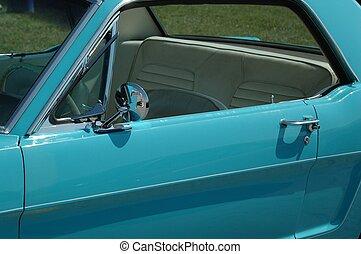 Car Show - Photographed at Orlando, Florida car show.