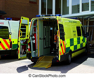 ambulância, 2