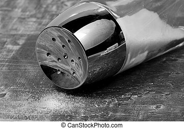 Salt Shaker - Photo of a Salt Shaker