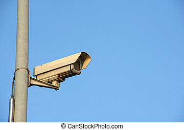 security camera - a security camera