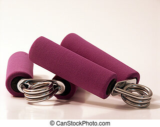 hand grips - exercise equipment hand grips