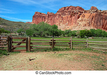 Capitol Reef Ranch - Historic ranch in Fruita area of...