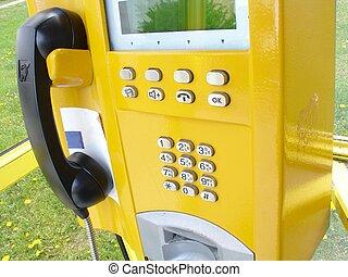 public phone2 - public phone