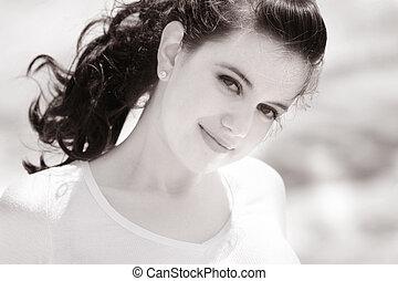 Beautiful sweet girl