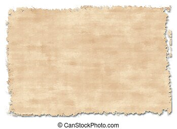 Old handmade paper texture