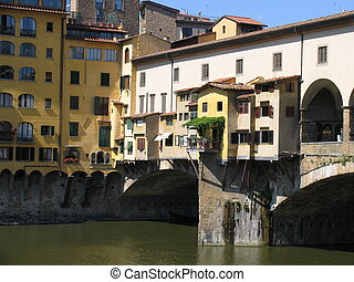 Ponte Vechio, Florence, Italy