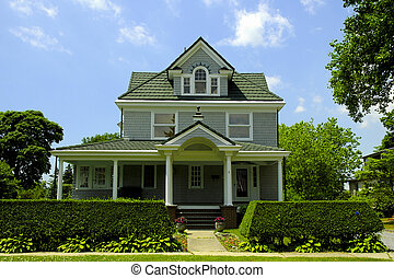 Residential Home - Photo of a Residential Home