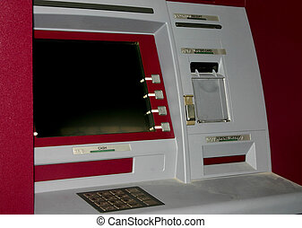 ATM - A view of an ATM