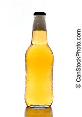 Bottle of Beer shot with 300D and 50mm