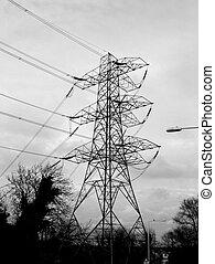 8,  pylons
