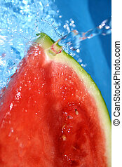Watermelon Fresh - Watermelon looking fresh