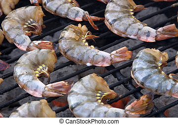 BBQ Shrimp - Barbecue Shrimp