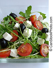 rucola salad 5 - rucola salad