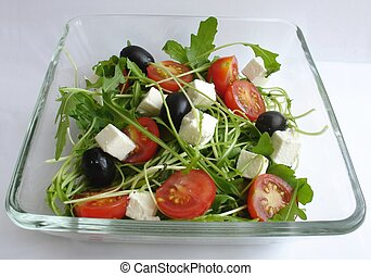 rucola salad 6 - rucola salad