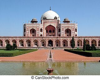 New Delhi - Humayun's Tomb, New Delhi, India