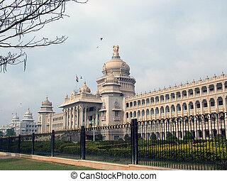 Bangalore - Vidhana Soudha, Bangalore, India