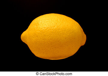 Lemon 2 - Isolated lemon