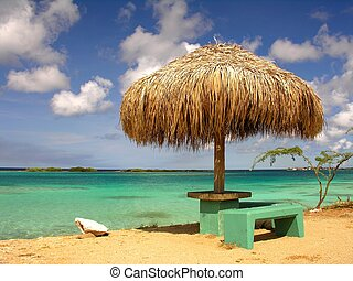 Rest Area - Spanish Lagoon / Aruba