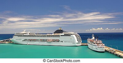 Cruiseport - The cruise terminal in Bridgetown Barbados