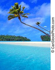 Aitutaki, lagoa