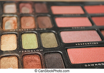 makeup #13 - Makeup and cosmetics colour palette