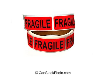 Stickers - Fragile stickers