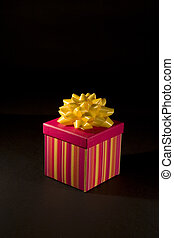 Christmas Gift - Isolated gift for easy selection