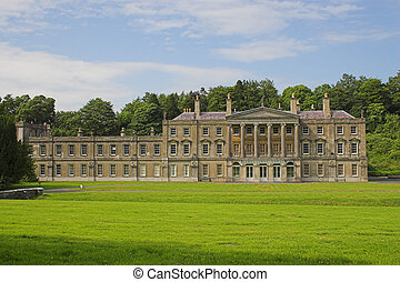 Stately home - A grand English stately home