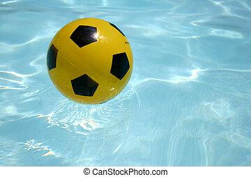 schwimmend, Kugel
