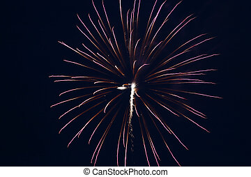 Fireworks Series - 4th of July Fireworks Series - Hunterdon...
