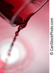 Red Wine - Redwine decanting