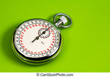 Stopwatch - Photo of a Stopwatch