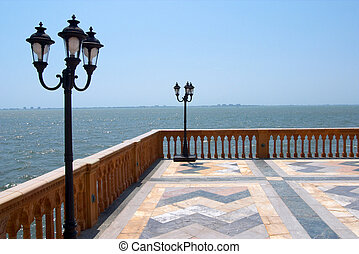 Palazzo View 1 - A view of the gulf of mexico from a...