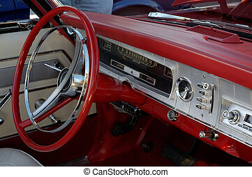 Red Dashboard